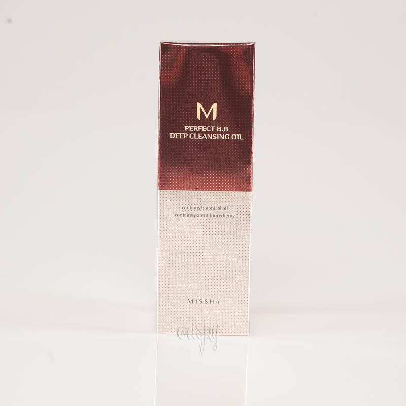 Гидрофильное масло для снятия BB крема MISSHA M Perfect BB Deep Cleansing Oil - 200 мл