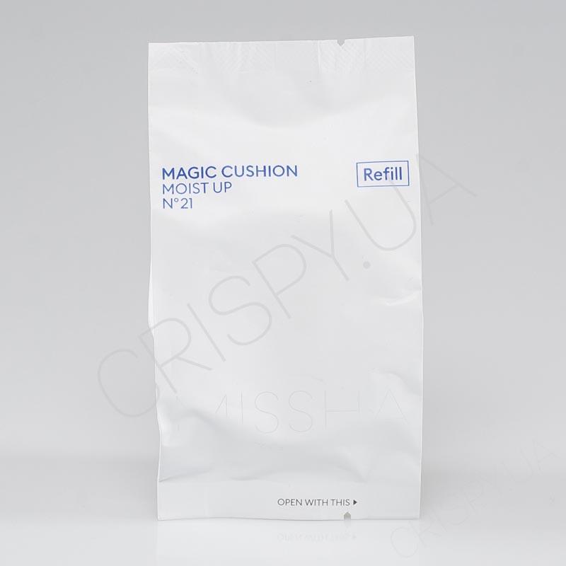Запаска к кушону для сухой кожи MISSHA MAGIC CUSHION MOIST UP (REFILL) - 15 г