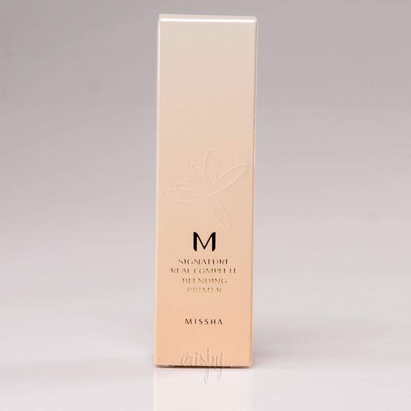 База под макияж с эффектом увлажнения MISSHA M Signature Real Complete Blending Primer - 45 мл