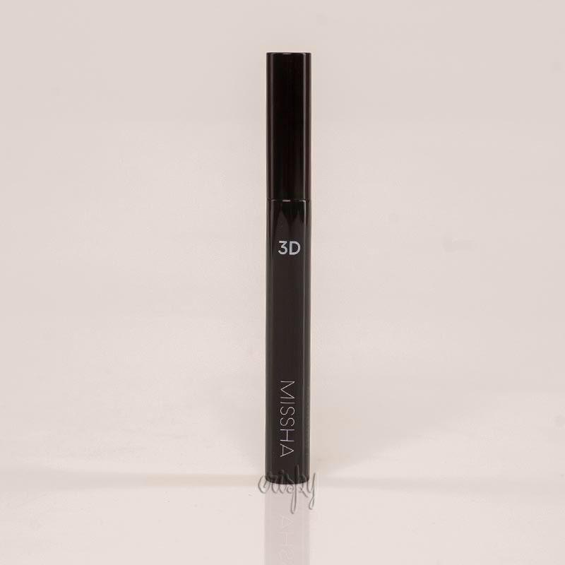 Тушь для ресниц с тройным эффектом MISSHA The Style 3D Mascara - 7 г