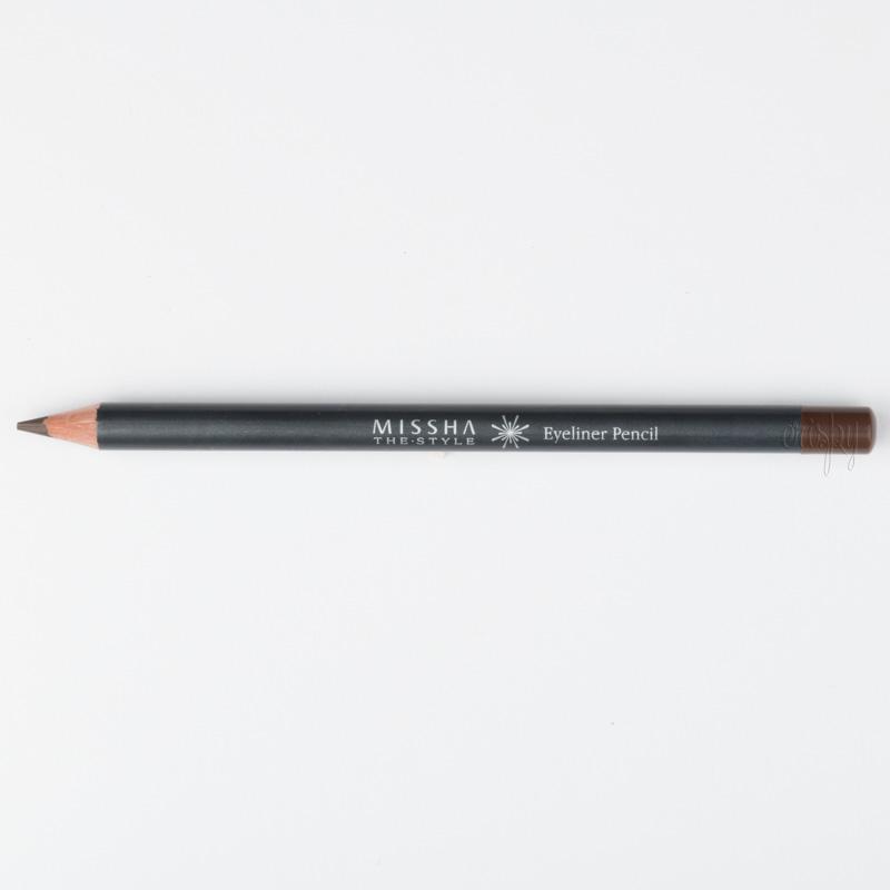Карандаш для глаз The Style Eye Liner Pencil MISSHA - 5г - Фото №2