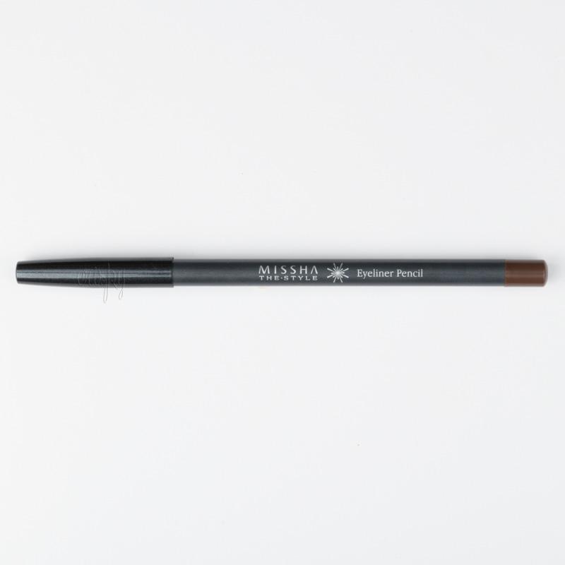 Карандаш для глаз The Style Eye Liner Pencil MISSHA - 5г