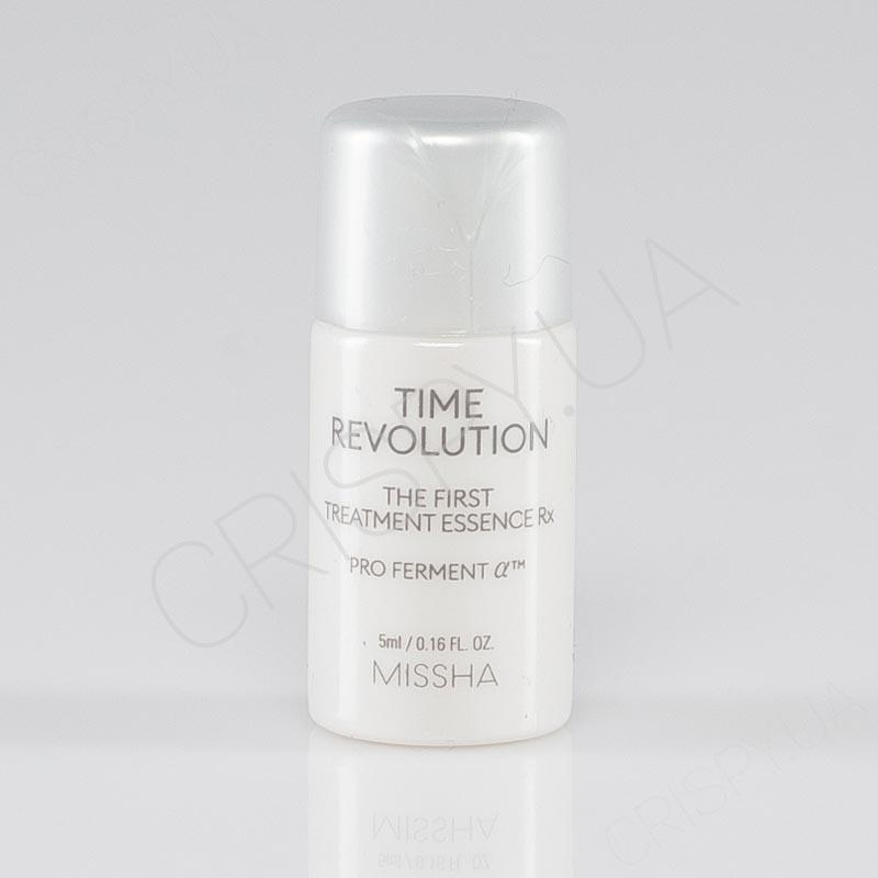 Пробник эссенции для проблемной кожи MISSHA Time Revolution The First Treatment Essence RX - 5 мл