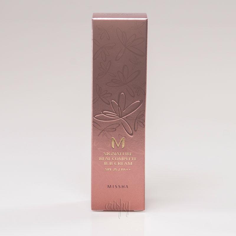 Многофункциональный BB-крем M Signature Real Complete BB Cream SPF25/PA++ MISSHA - 45 г