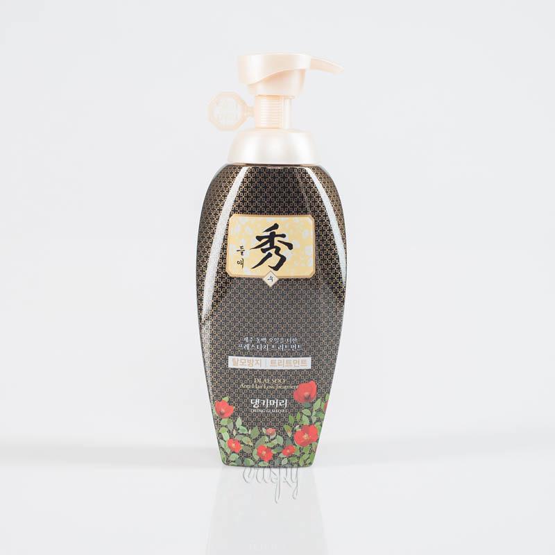 Кондиционер для волос укрепляющий DAENG GI MEORI Dlae Soo Anti-Hair Loss Treatment - 400 ml - Фото №2