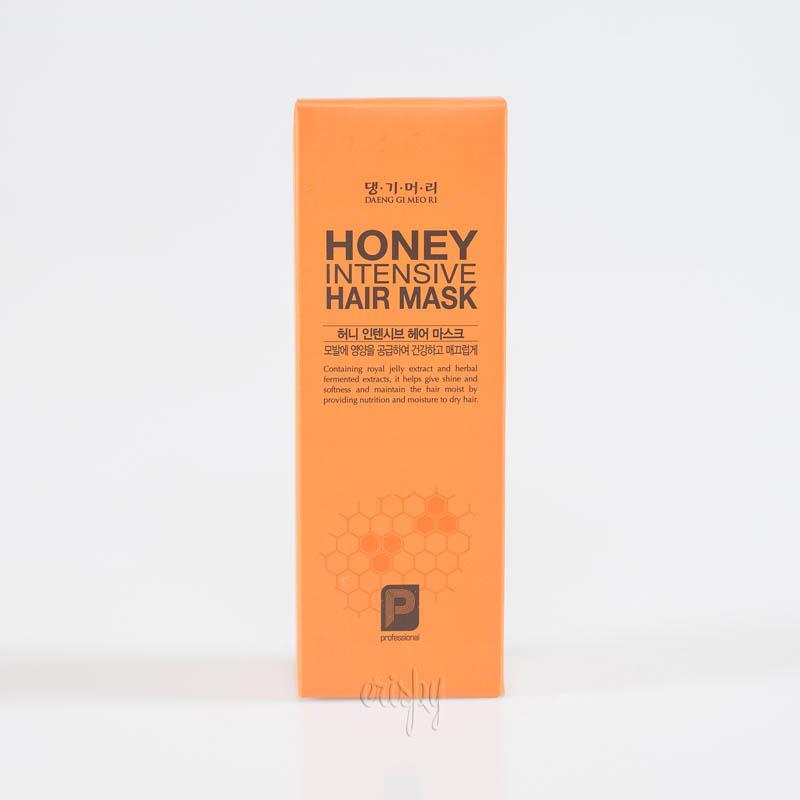 Маска «Медовая терапия» для восстановления волос DAENG GI MEO RI Honey Intensive Hair Mask - 150 мл