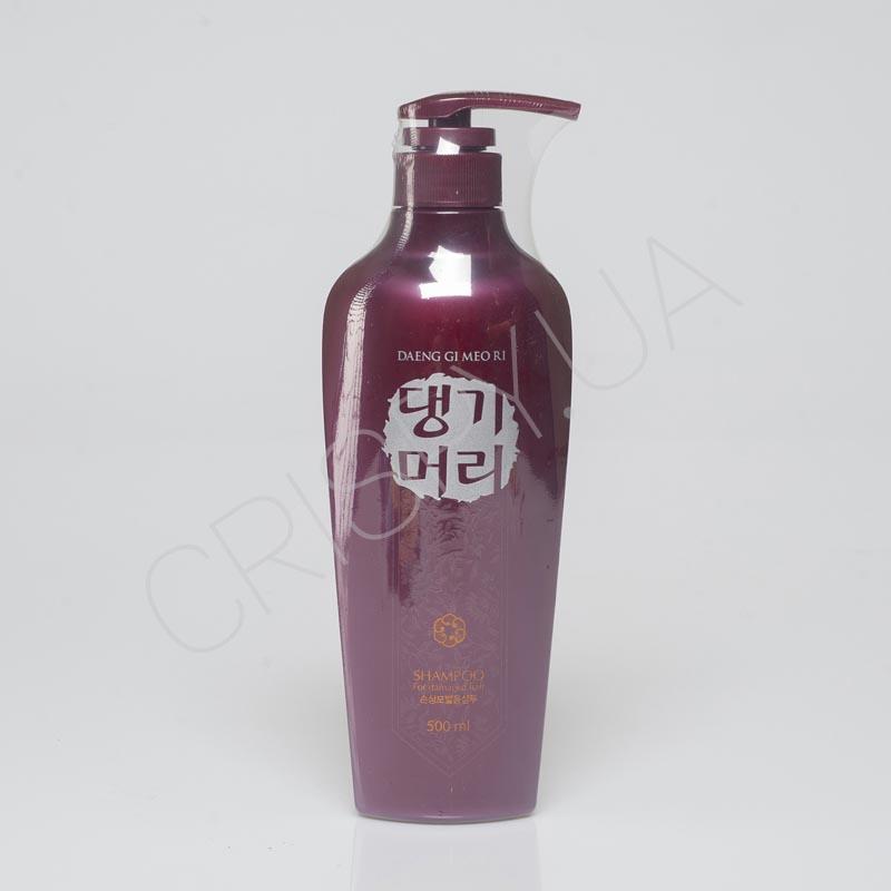 Шампунь для волос восстанавливающий DAENG GI MEO RI Shampoo for damaged Hair - 500 мл