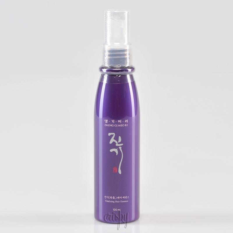 Эссенция для увлажнения и восстановления волос Daeng Gi Meo Ri Vitalizing Hair Essence - 100 мл - Фото №2