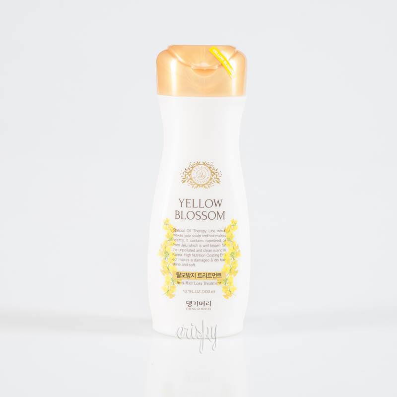 Кондиционер против выпадения волос без сульфатов DAENG GI MEO RI  Yellow Blossom Treatment - 300 мл