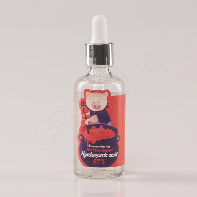 Сыворотка экстра увлажняющая с гиалуроном для лица ELIZAVECCA Hell-Pore Control Hyaluronic Acid 97% - 50 мл