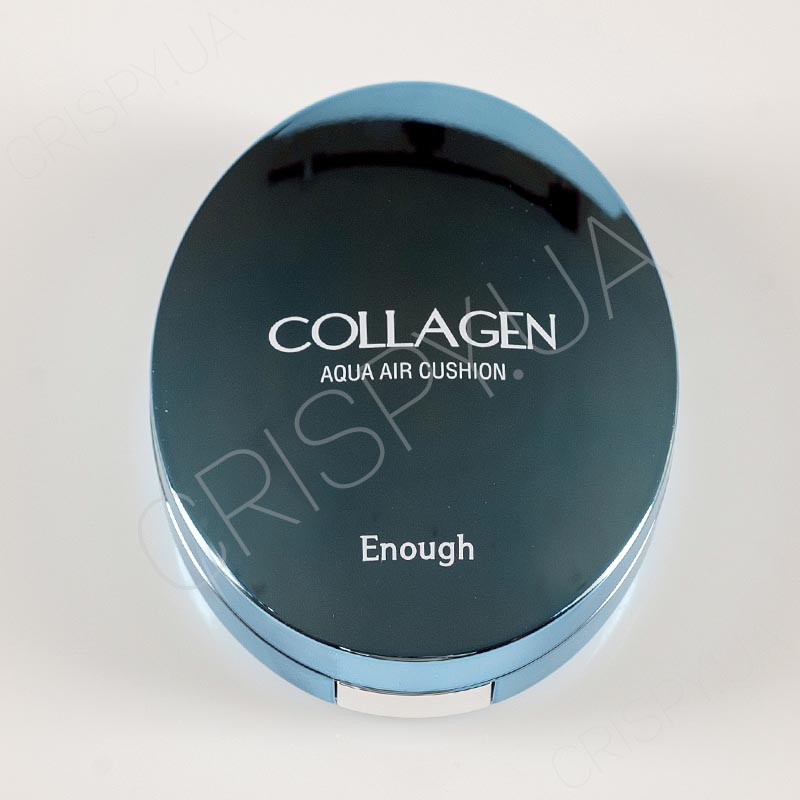 Кушон для лица с коллагеном ENOUGH Collagen Aqua Air Cushion - 15 г