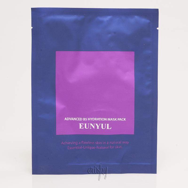 Маска с витамином EUNYUL Advanced B5 Hydration Mask pack - 30 мл - Фото №2