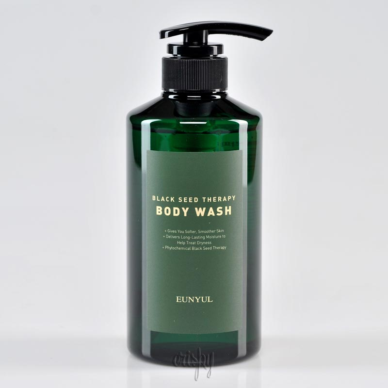 Глубоко увлажняющий гель для душа с маслом черного тмина EUNYUL Black Seed Therapy-Body Wash - 500 мл