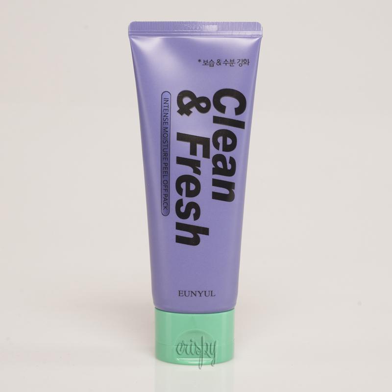Увлажняющая маска-пленка EUNYUL Clean & Fresh Intense Moisture Peel Off Pack - 100 мл - Фото №2