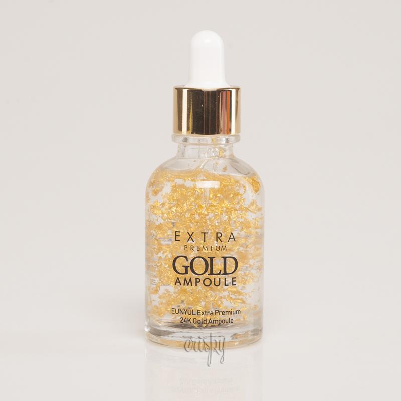 Сыворотка с золотом экстра EUNYUL Extra Premium Gold Ampoule - 30 мл - Фото №2