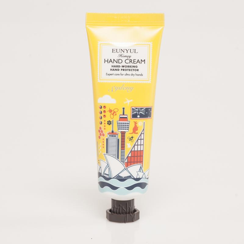 Крем для рук с медом EUNYUL Honey Hand Cream - 50 мл - Фото №2