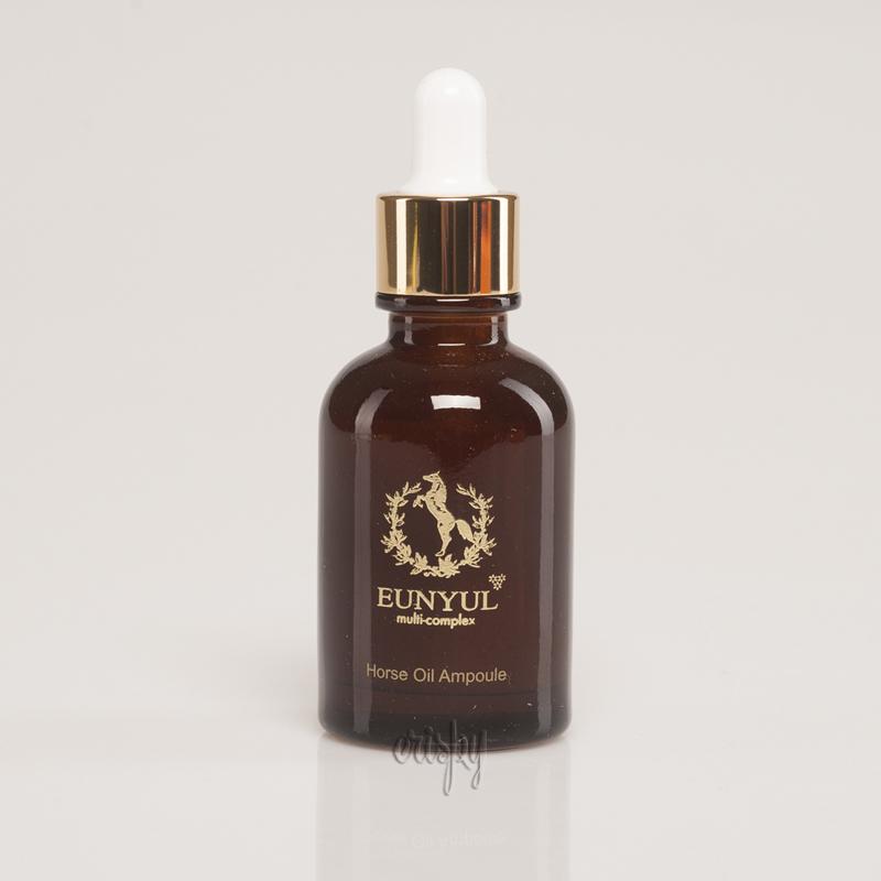 Ампульная сыворотка для лица с конским жиром EUNYUL Horse Oil Ampoule - 30 мл