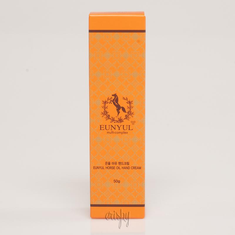 Крем для сухой кожи рук с лошадиным жиром EUNYUL Horse Oil Hand Cream - 50 мл