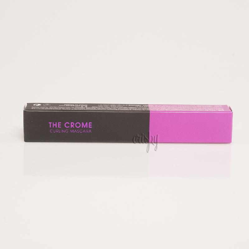 Подкручивающая тушь для ресниц с увлажняющим эффектом The Chrome Curling Mascara - 10 г
