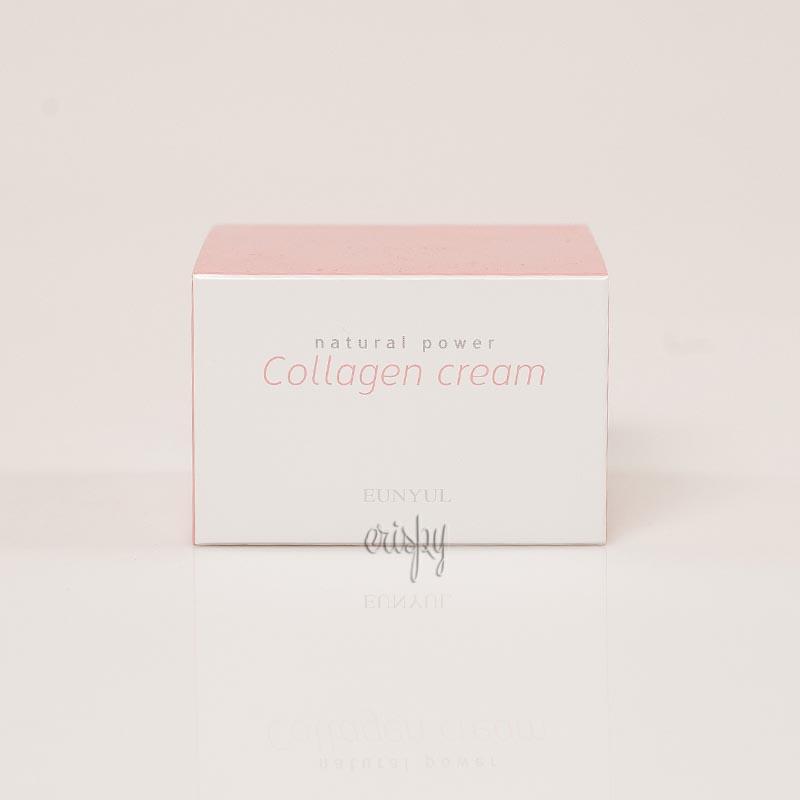 Коллагеновый крем EUNYUL Natural Power Collagen Cream - 100 мл