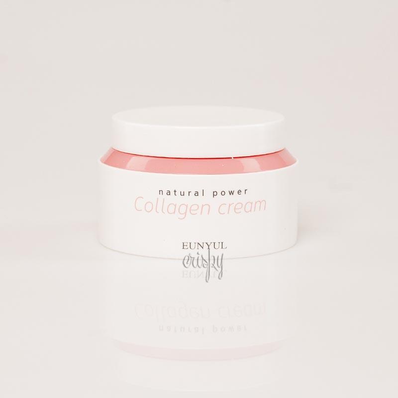 Коллагеновый крем EUNYUL Natural Power Collagen Cream - 100 мл - Фото №2