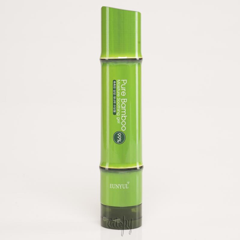 Универсальный гель с бамбуком EUNYUL Pure Bamboo Moisture Soothing Gel - 300 мл - Фото №2