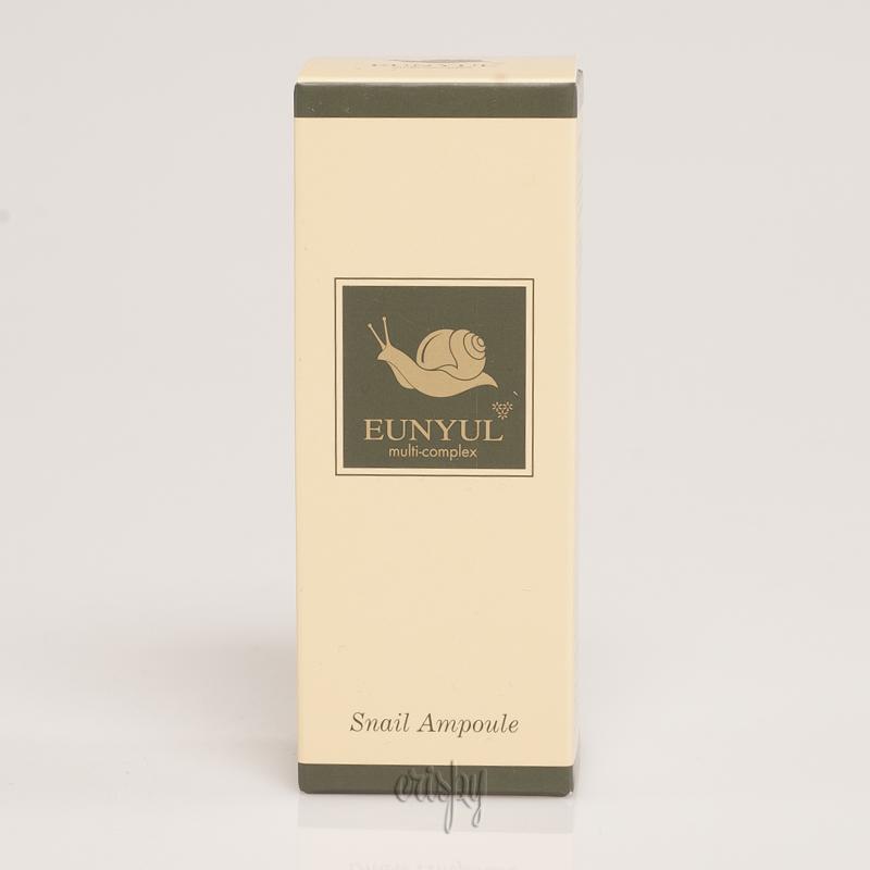 Ампульная сыворотка для лица с муцином улитки EUNYUL Snail Ampoule - 30 мл