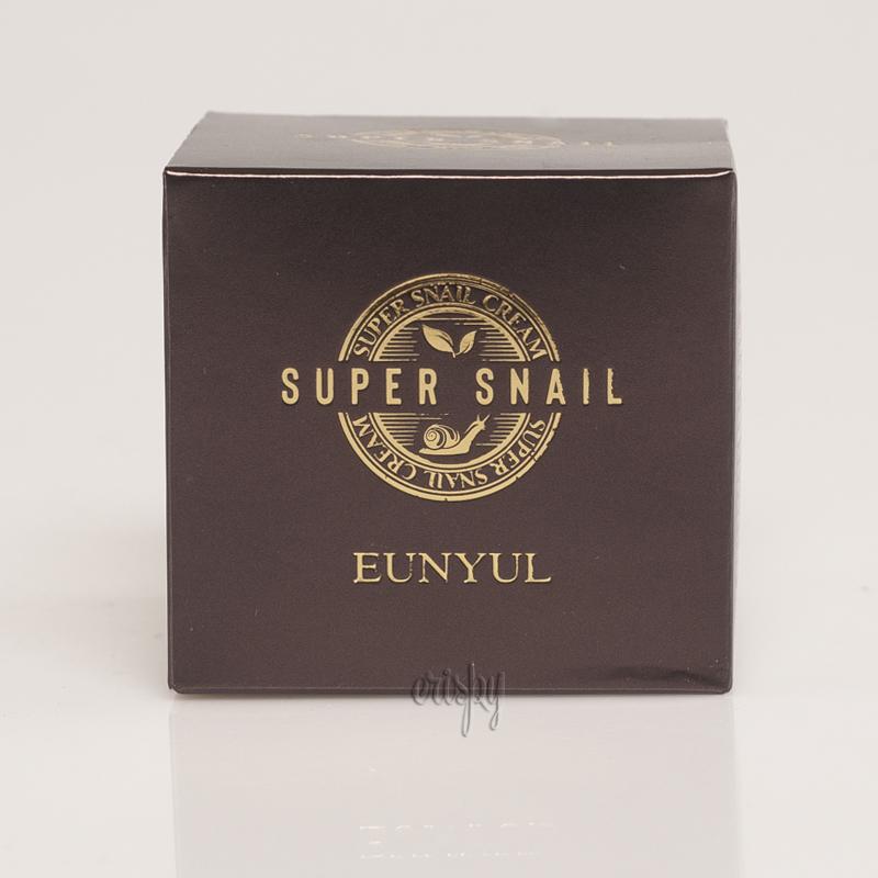 Крем для лица с максимальным содержанием улиточного фильтрата EUNYUL Super Snail Cream - 70 мл