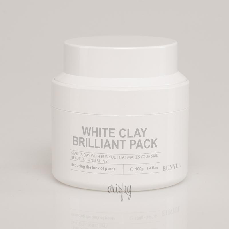 Маска осветляющая для лица EUNYUL White Clay Brilliant Pack - 100 мл