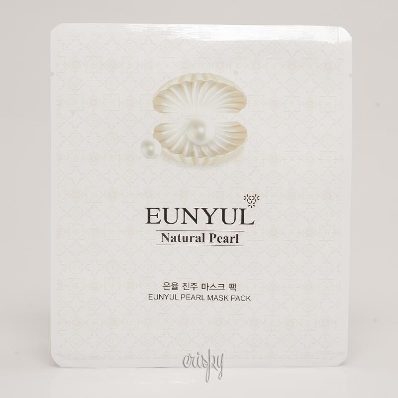 Жемчужная маска для сияния кожи EUNYUL White Pearl Mask Pack - 30 мл
