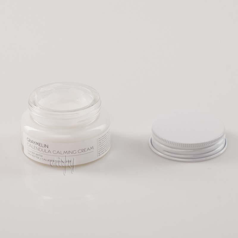 Крем для лица с календулой успокаивающий GRAYMELIN Calendula Calming Cream - 50 мл