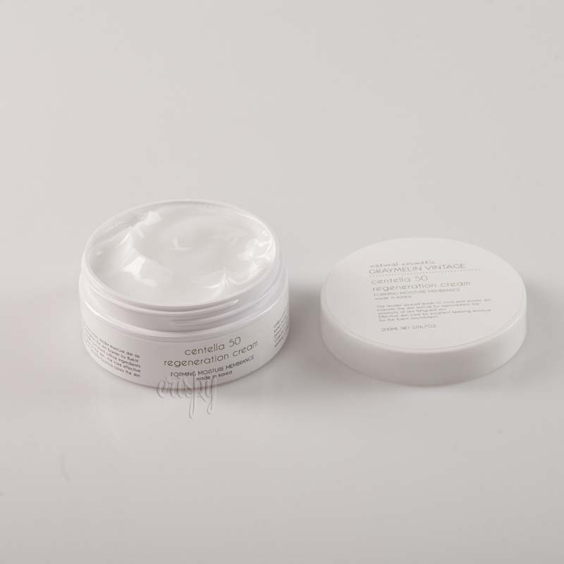 Восстанавливающий крем для лица с центеллой азиатской Graymelin Centella 50 Regeneration Cream - 200 мл