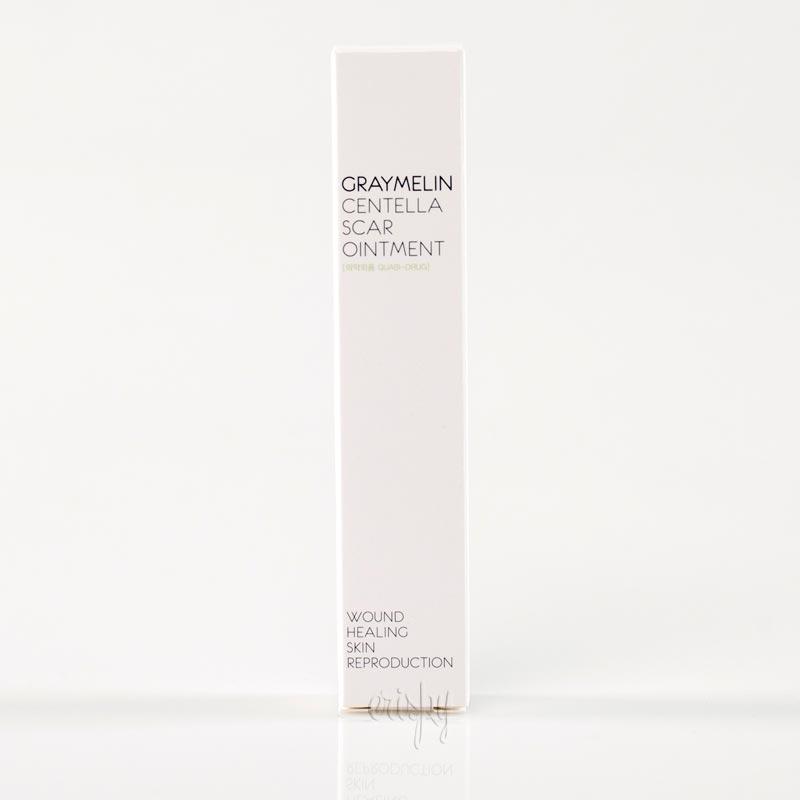Лечебный крем с экстрактом центеллы азиатской Centella Scar Ointment GRAYMELIN - 30 гр