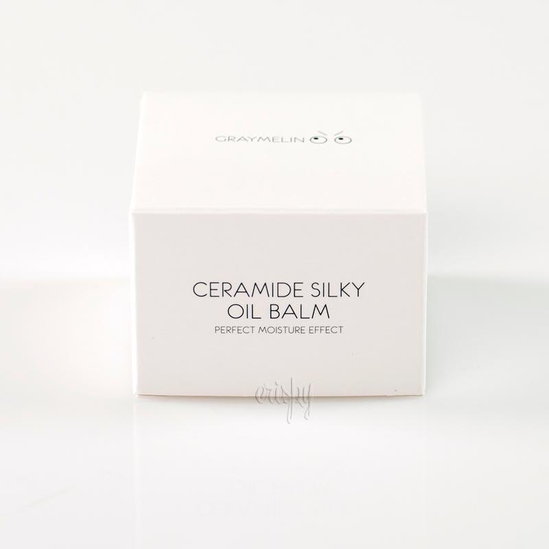 Бальзам-масло для лица с керамидами GRAYMELIN Ceramide Silky Oil Balm - 50 мл