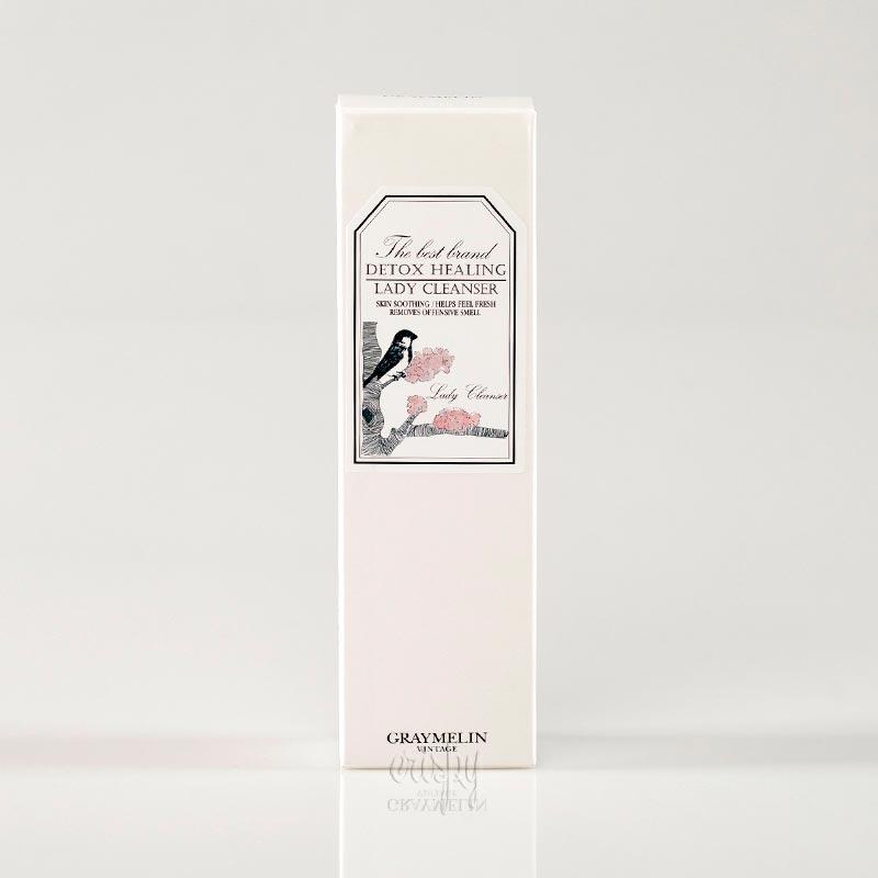 Средство для интимной гигиены GRAYMELIN Detox Healing Lady Cleanser - 200 мл