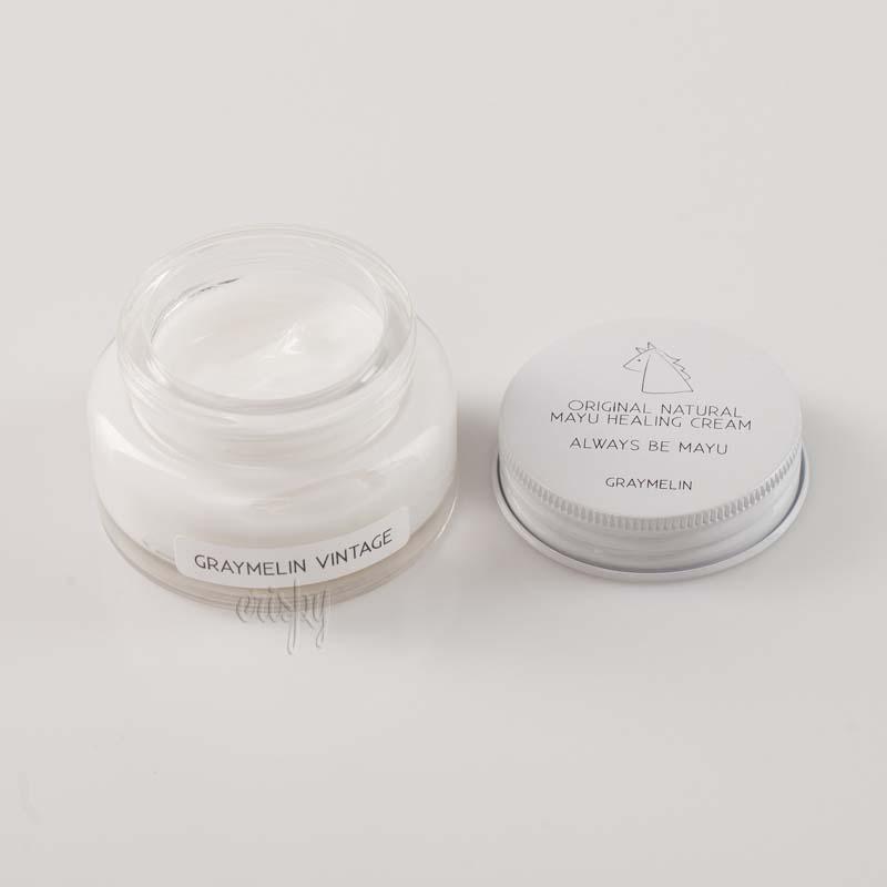Крем для лица увлажняющий на основе конского жира GRAYMELIN Original Natural Mayu Healing Cream - 50 мл