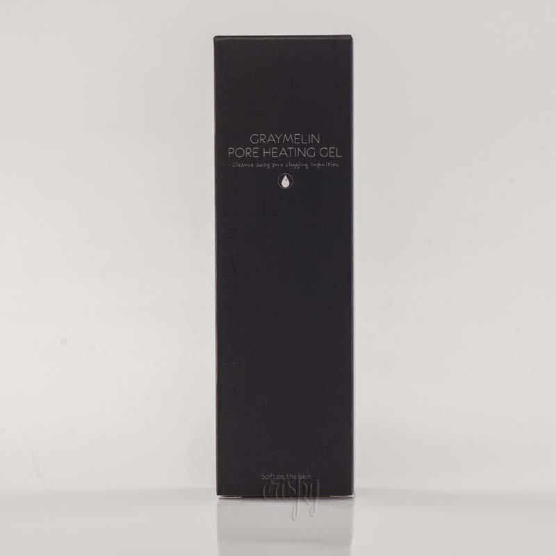 Гель против черных  точек с разогревающим эффектом GRAYMELIN Pore Heating Gel - 35 мл
