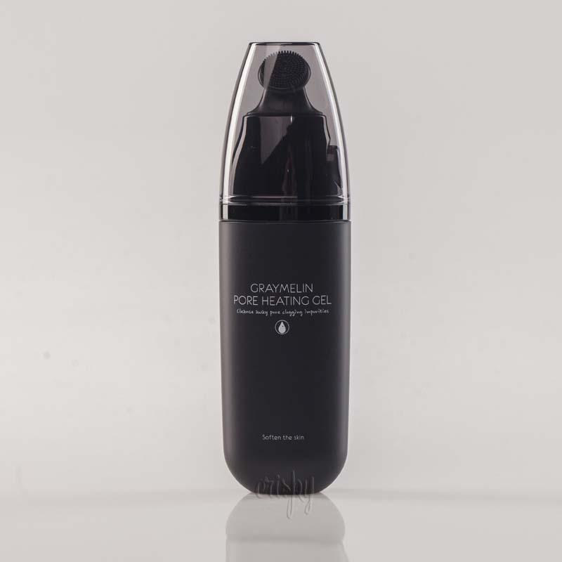Гель против черных  точек с разогревающим эффектом GRAYMELIN Pore Heating Gel - 35 мл  - Фото №2
