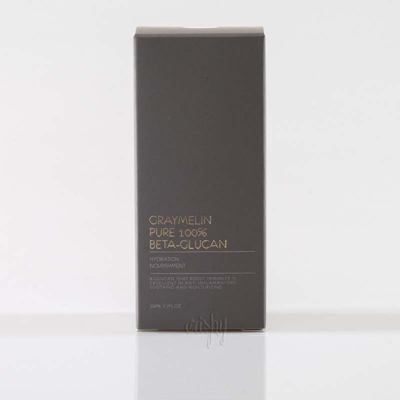 Ампульная сыворотка со 100% бета-глюканом Graymelin Pure 100% Beta-Glucan - 50 мл