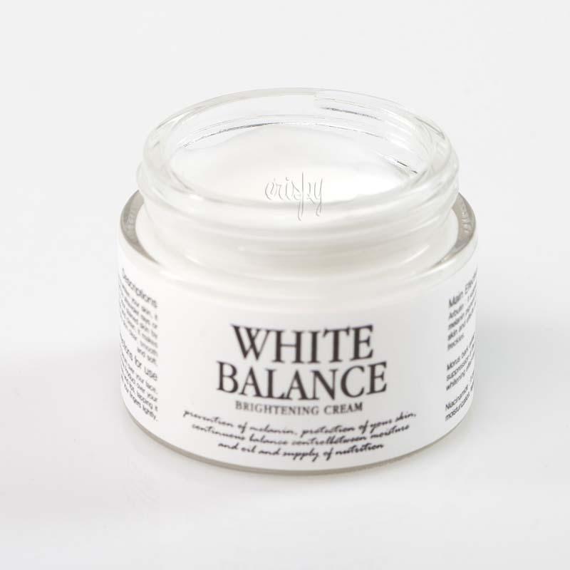 Крем для лица осветляющий GRAYMELIN White Balance Waterful Brightening Cream - 50 мл