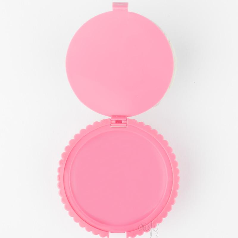 Бальзам-тинт для губ Holika Holika Dessert Time Lip Balm Ad 02 (Pink Cup Cake) - 7 г