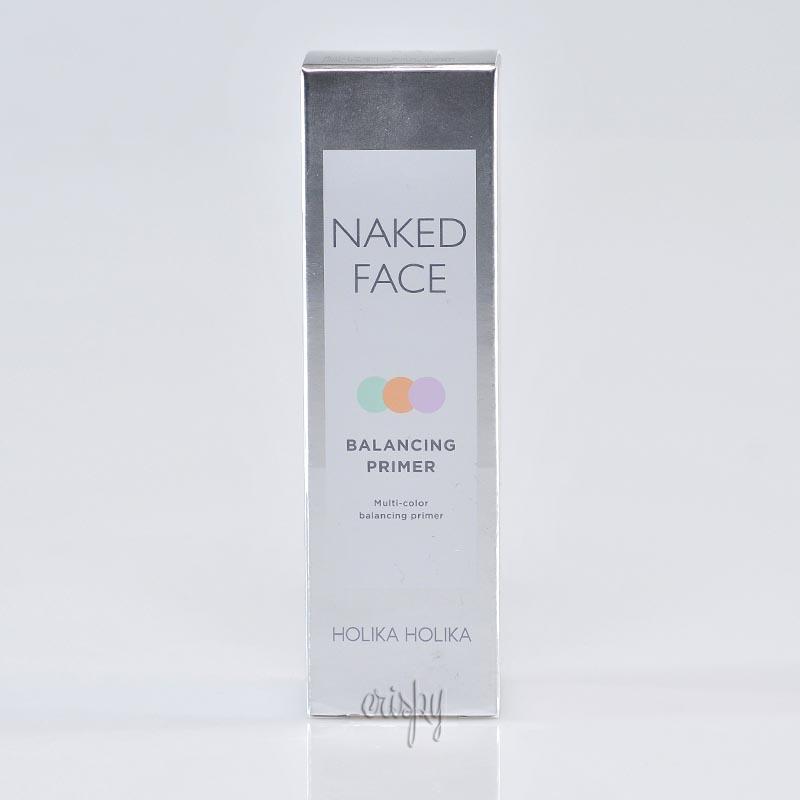 Многофункциональный праймер под макияж Holika Holika Naked Face Balancing Primer - 35 мл