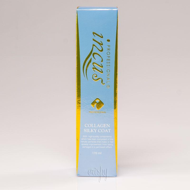Эссенция для волос с протеинами шелка Incus Collagen Silky Coat - 150 мл