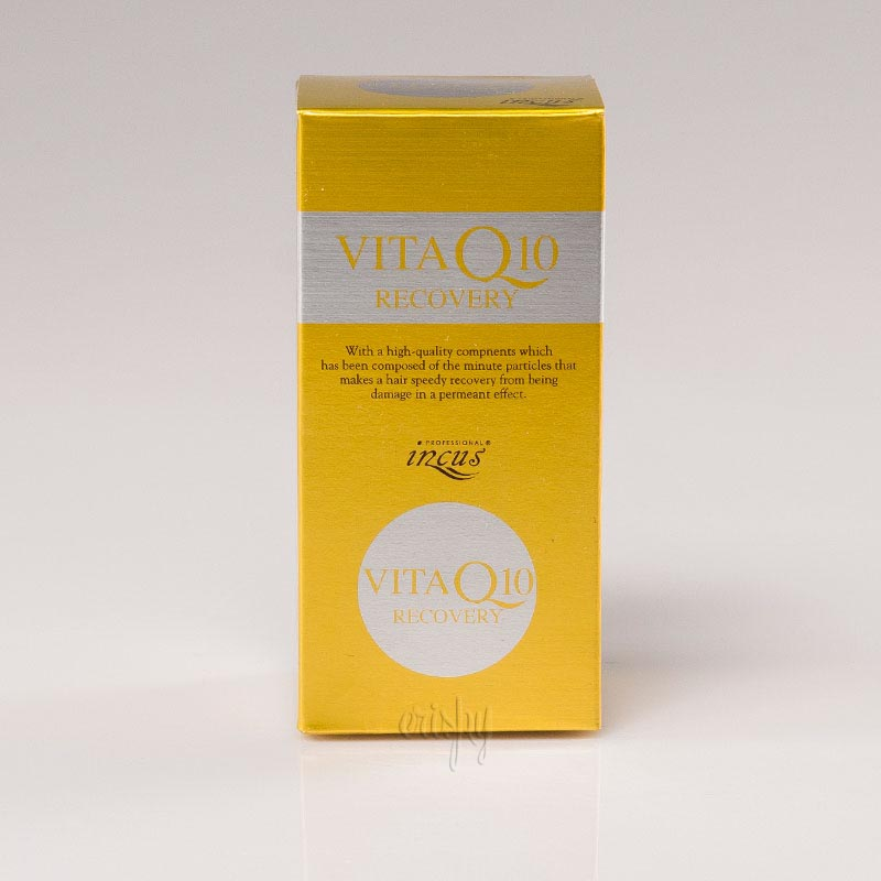 Сыворотка для волос с коэнзимом Q10 и фруктовыми кислотами Incus Vita 210 Recovery - 70 мл