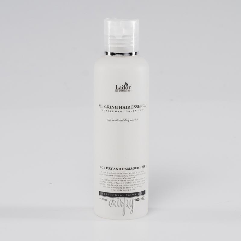Эссенция для восстановления волос с жожоба Eco Silk-ring Hair Essence Lador - 160 мл - Фото №2