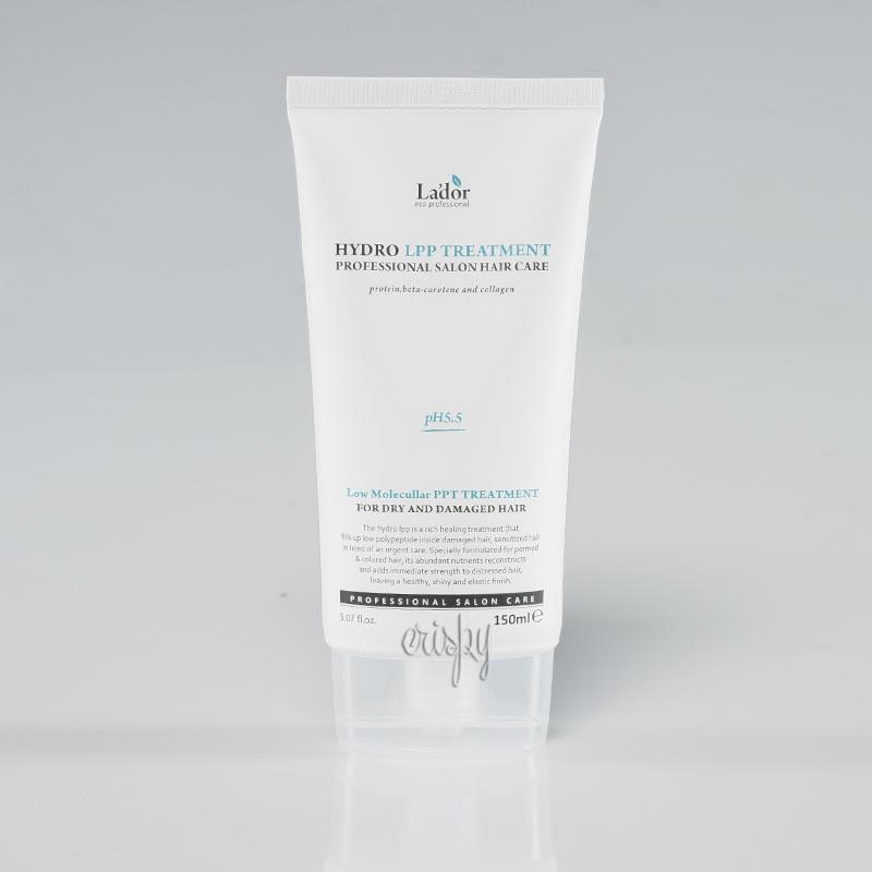 Экстра-восстанавливающая маска для поврежденных волос LADOR Eco hydro LPP treatment - 150 мл - Фото №2