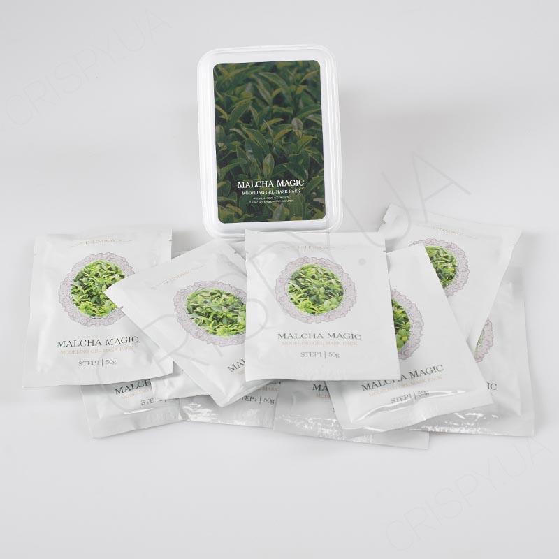 Набор альгинатных масок для раздраженной или проблемной кожи Lindsay Malcha Magic Modeling Gel Mask Pack - 10 сетов