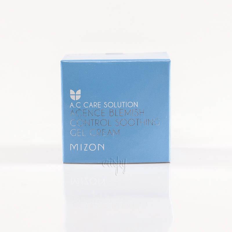 Гель-крем для проблемной кожи MIZON ACENCE BLEMISH CONTROL SOOTHING GEL CREAM - 50 мл