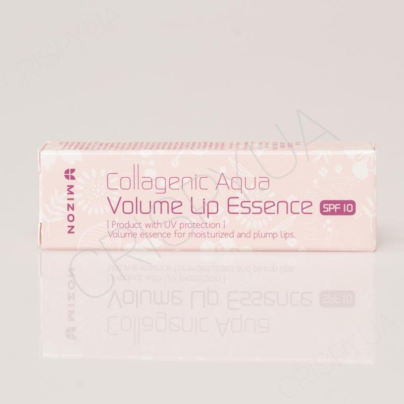 Блеск-эссенция для губ Mizon Collagenic Aqua Volume Lip Essence - 10 мл