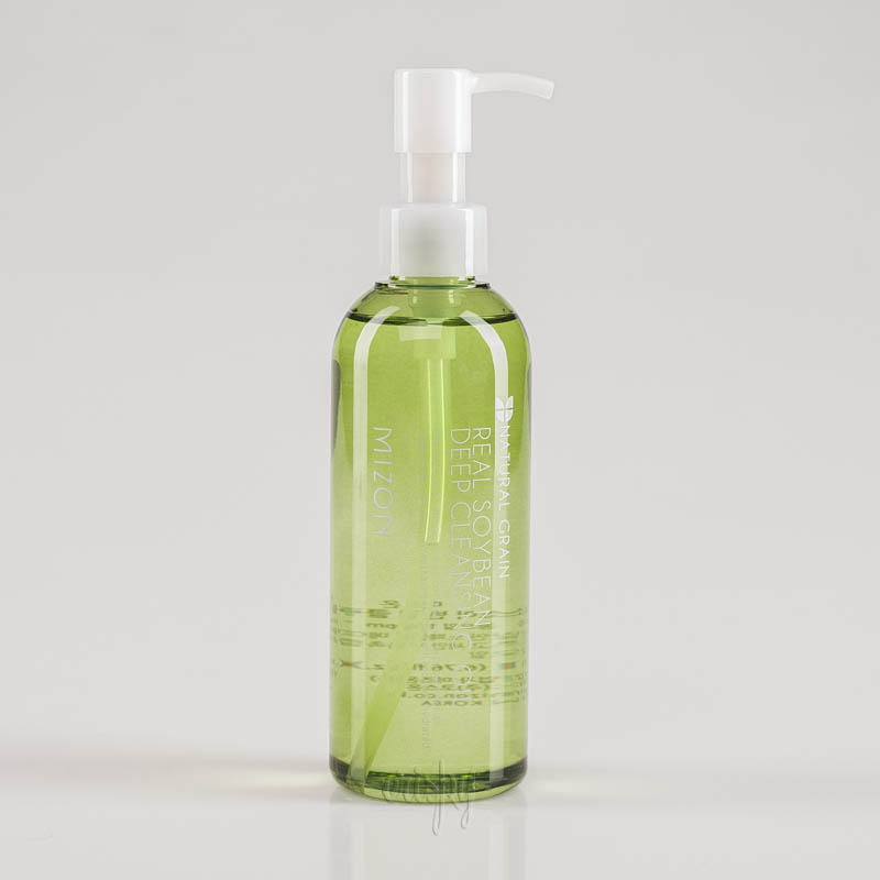 Гидрофильное масло MIZON REAL SOYBEAN DEEP CLEANSING OIL - 200 мл - Фото №2